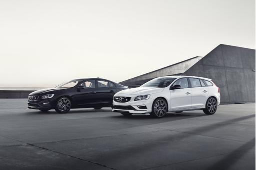 2018 Volvo S60, V60 Polestar Unveiled