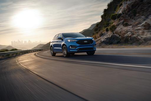2019 Ford Edge Hones Safety Tech, Performance Chops