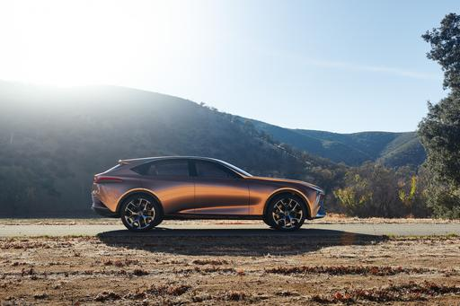 Lexus LF-1 Limitless Boasts Unlimited Potential for Future SUV