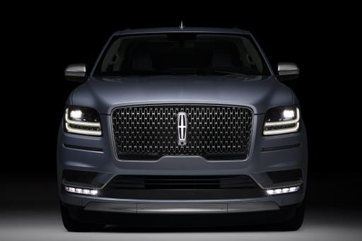 2018 Lincoln Navigator Preview