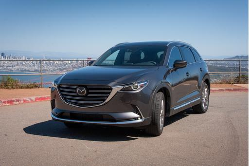 Five Features That Boost the 2016 Mazda CX-9's Family Appeal