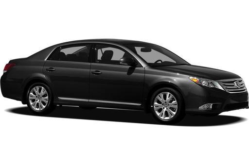 2012 Toyota Avalon: Recall Alert