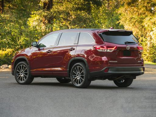 What's the Cost of Filling Up a 2018 Toyota Highlander?