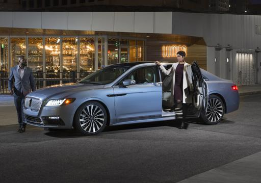 Lincoln Continental Coach Door Edition: Some Folks Call 'Em Suicide Doors