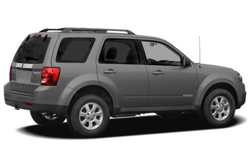 Recall Alert: 2010-2011 Mazda Tribute