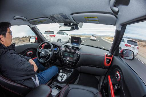 Kia Debuts Driverless-Car Tech at 2016 Consumer Electronics Show