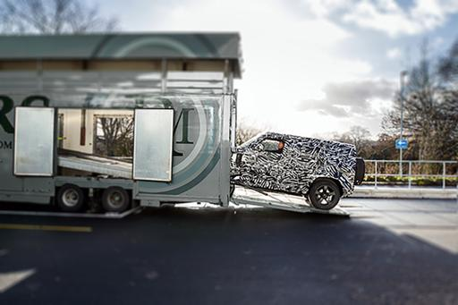 Land Rover Gives Us an Early Xmas Gift: A Peek at the New Defender