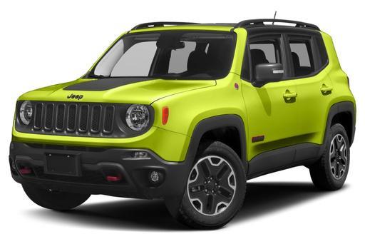 2017-2018 Jeep Renegade: Recall Alert