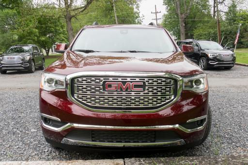 Chevrolet Cruze, GMC Acadia Safety Ratings Drop
