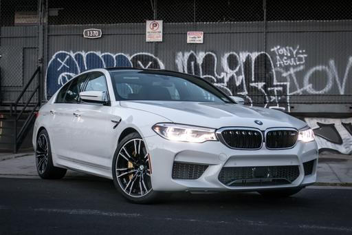 2018 BMW M5 Review: Automatic for the People