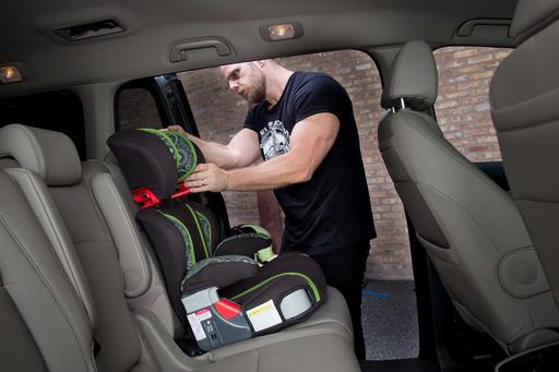 How Do Car Seats Fit in a 2019 Honda Odyssey?