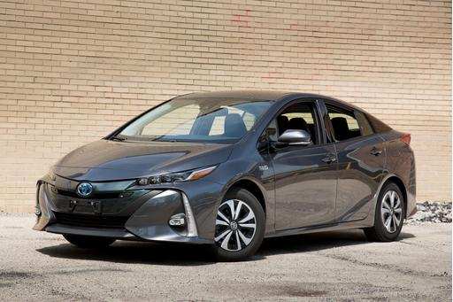2017 Toyota Prius Prime: Our View