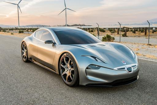 Sweet EMotion: Fisker Teases Semi-Autonomous EV