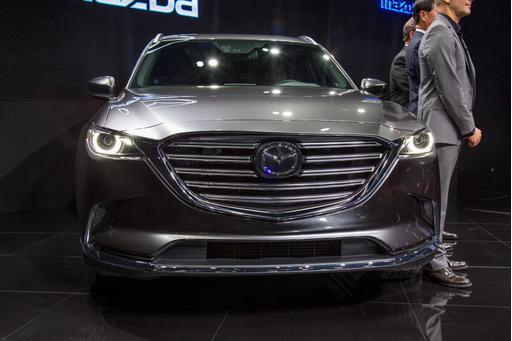 2016 Mazda CX-9: First Impressions