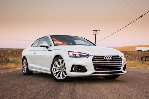 How Good Is the 2018 Audi A5 at Reading the Signs?