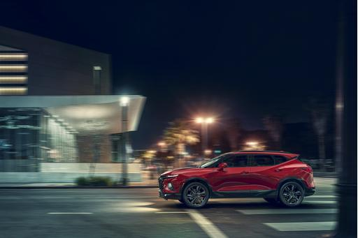2019 Chevrolet Blazer Won't Set Fire to Your Bank Account