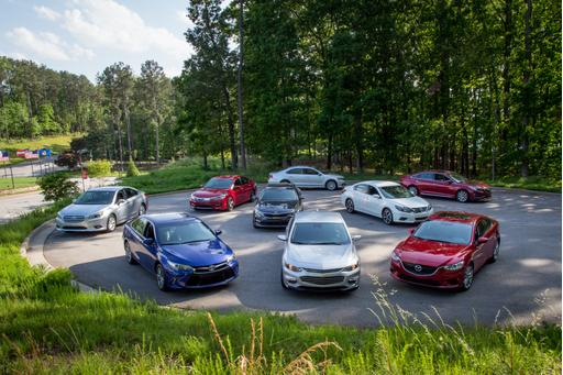 What's the Best Midsize Sedan for 2016?