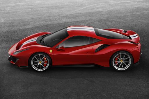 Pista Résistance? Beefiest Ferrari 488 Guns It for Geneva