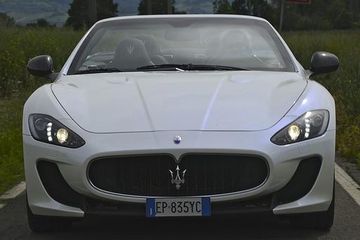 Recall Alert: 2016 Maserati GranTurismo