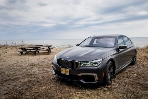 How to Have a Spa Day in the 2017 BMW 7 Series