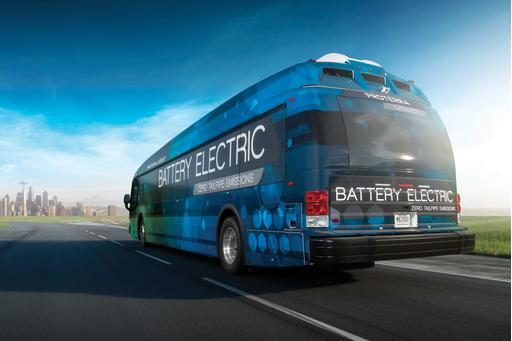 EV Roundup: Electric Bus Breaks Single-Charge Travel Record