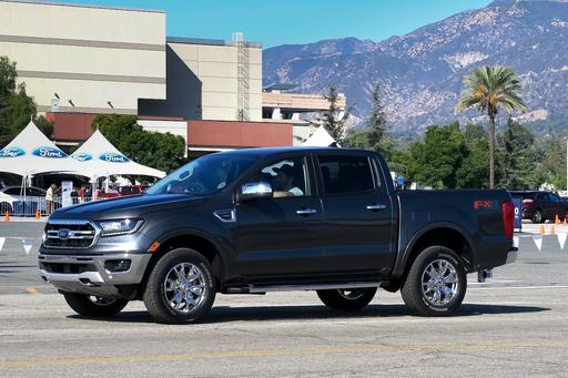 EcoBoost Gets Ego Boost: Ford Claims Bragging Rights for Ranger MPG