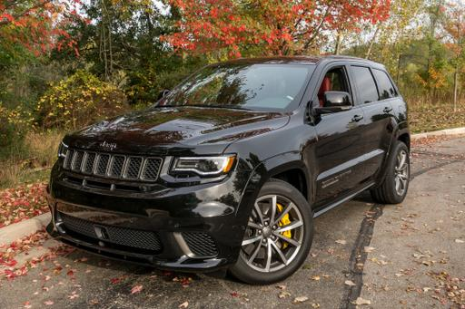 Jeep Grand Cherokee Roars With People's Vote Win