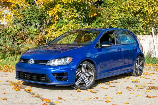 Our View: 2017 Volkswagen Golf R