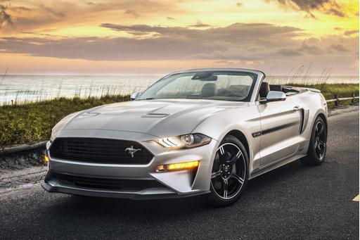 Goin' Back to Cali: Ford Mustang California Special Returns for 2019