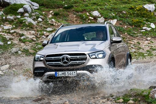 Here's Our Full Preview of the 2020 Mercedes-Benz GLE-Class