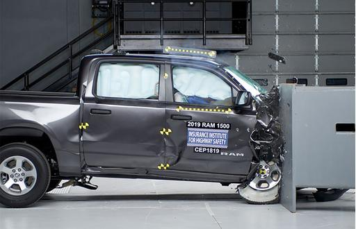 2019 Ram 1500 Crew Cab Boosts Its Safety Payload