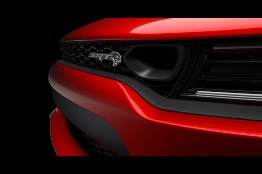 2019 Dodge Charger Hellcat Mean-Mugs the Competition
