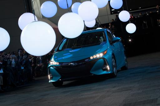 2017 Prius Prime Photo Gallery