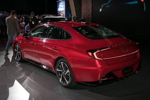 Just How Good Is the 2020 Hyundai Sonata's Redesign?