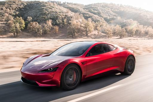 Tesla Roadster Aims to Be 'Quickest Car in the World'