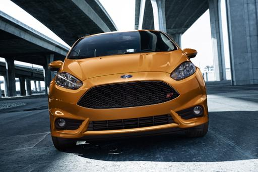 Party's Over: Ford to End U.S. Fiesta ST Sales