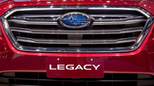 2018 Subaru Legacy Review: First Impressions and Photo Gallery