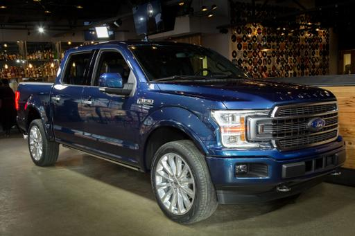 2018 Ford F-150: PickupTrucks.com Takes a First Drive