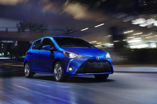 2018 Toyota Yaris Preview
