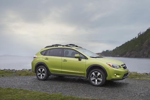 2014-2015 Subaru XV Crosstrek Hybrid Transmission Issue
