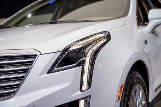 2017 Cadillac XT5 Starts at $39,990