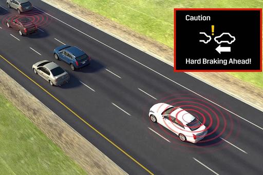 2017 Cadillac CTS Sees Road Hazards Before You Do