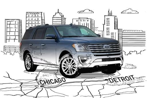 2018 Ford Expedition: Real-World Fuel Economy