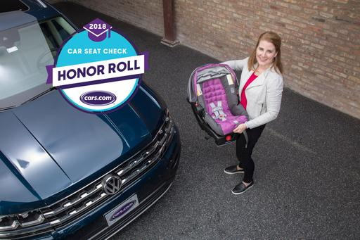 Cars.com's 2018 Car Seat Check Honor Roll