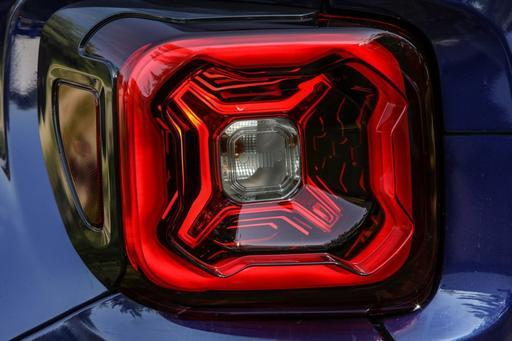 Jeep Teases Renegade Ahead of June 6 Debut