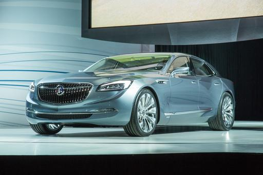 2015 Detroit Auto Show Winners and Losers
