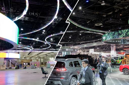 NAIAS by the Numbers: What It Takes to Make the Detroit Auto Show