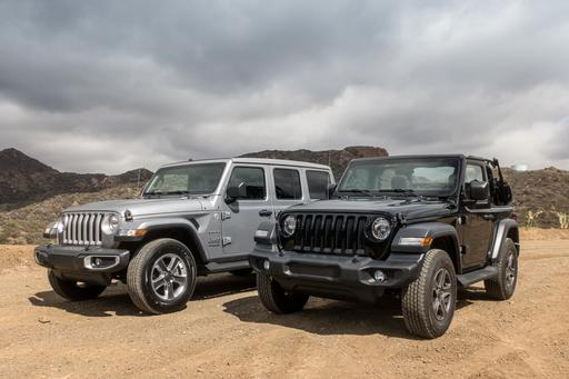 2018 Jeep Wrangler: 5 Things for Non-Enthusiasts to Enthuse Over