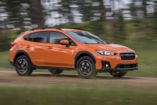 Subaru Gives 2019 Crosstrek a Few Tweaks and a Price Bump