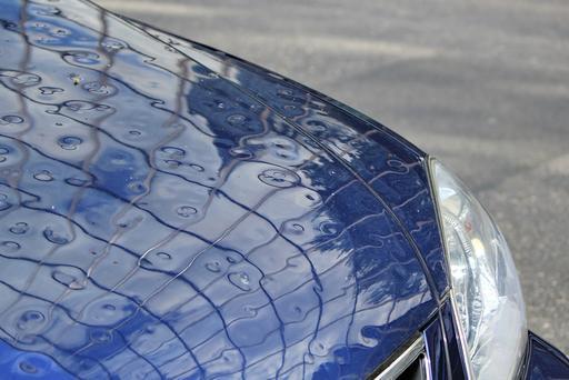 Should You Buy a Hail-Damaged Car?